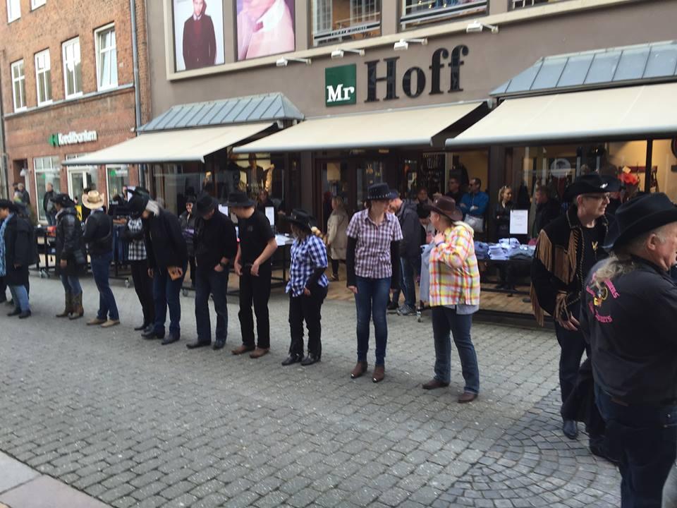 Bordertræf i Tønder – April 2016 – Shufflin'Boots